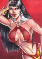 Vampirella Teaser by Dangerous-Beauty778