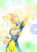 Dazzler 2.0 by Dangerous-Beauty778