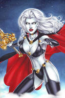 Lady Death S.C. All Stars by Dangerous-Beauty778