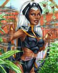 Dangerous Divas: Storm in her Attic