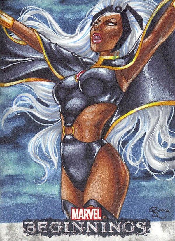 Marvel Beginnings II Storm by Dangerous-Beauty778