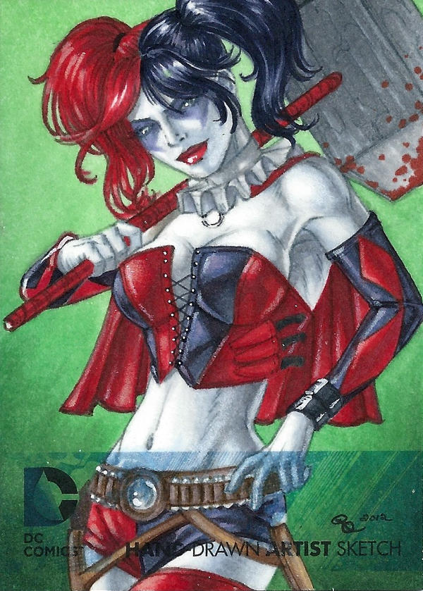Holy.. the new HarleyQuinn (PIC) - AnandTech Forums