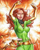 Marvel Bronze Age Phoenix AP by Dangerous-Beauty778