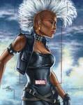 Marvel Bronze Age Mohawk Storm AP