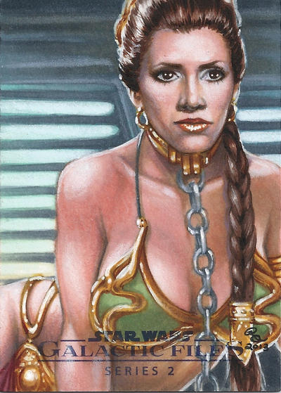 Slave Leia 2013 by Dangerous-Beauty778