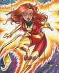 Women of Marvel 2 Dark Phoenix