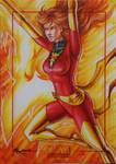 Dark Phoenix Marvel Universe 2014