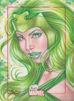 Polris Marvel 75th Anniversary 2014 by Dangerous-Beauty778