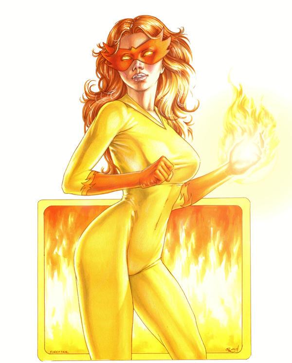 Firestar by Dangerous-Beauty778