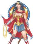 Armored Wonder Woman