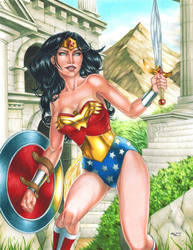 Diana, of Themyscira by Dangerous-Beauty778