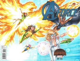 AForce Sketch Cover