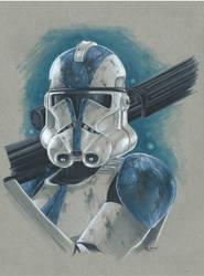 501st Trooper by Dangerous-Beauty778