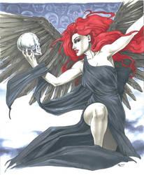 Angel of Gary by Dangerous-Beauty778