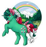 My Little Pony Fizzy (Redraw!)
