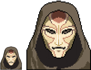 Pixel Amon by BotherBear