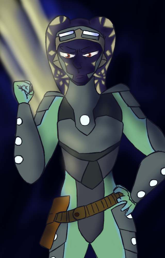 Artemis the Hunter by Naiko-teki