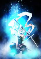 [ Light Effect ] Youmu Konpaku by CaptainMisuzu