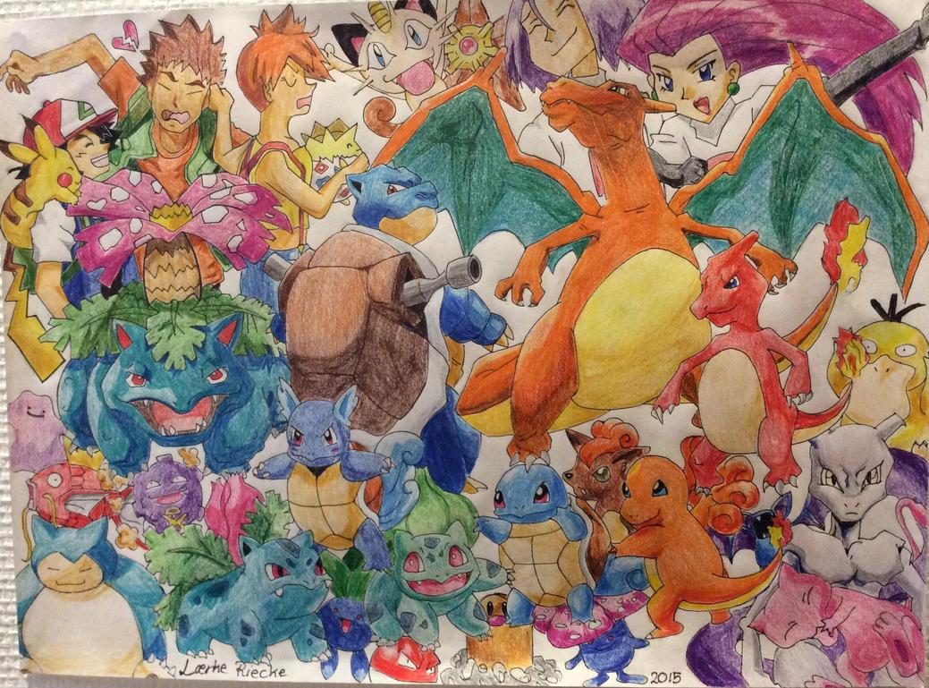 Pokemon :D by Rieckepigen