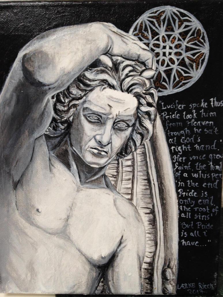 Lucifer by Rieckepigen