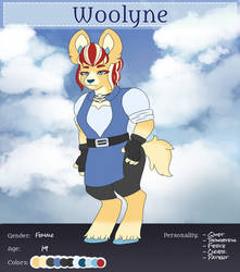 Woolyne Registration - Brunhilda by I-xXTheBlackCatXx-I