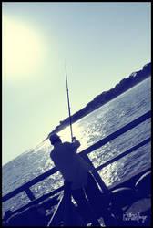 Fisherman by Irv-Ing