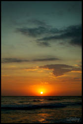 A random february sunset... by Irv-Ing
