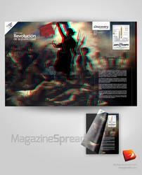 Publicity Revolution - Spread by Irv-Ing
