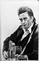 Johnny Cash by Maxxis237