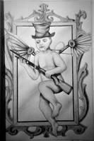Cupid Carries A Gun by Maxxis237