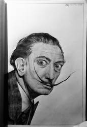 Salvador Dali by Maxxis237