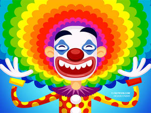 Clown Wallpaper for Desktop, iPhone and iPad