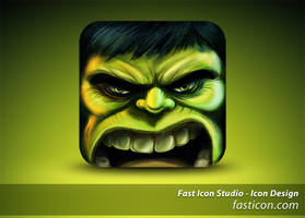 Hulk - New free Icon Coming
