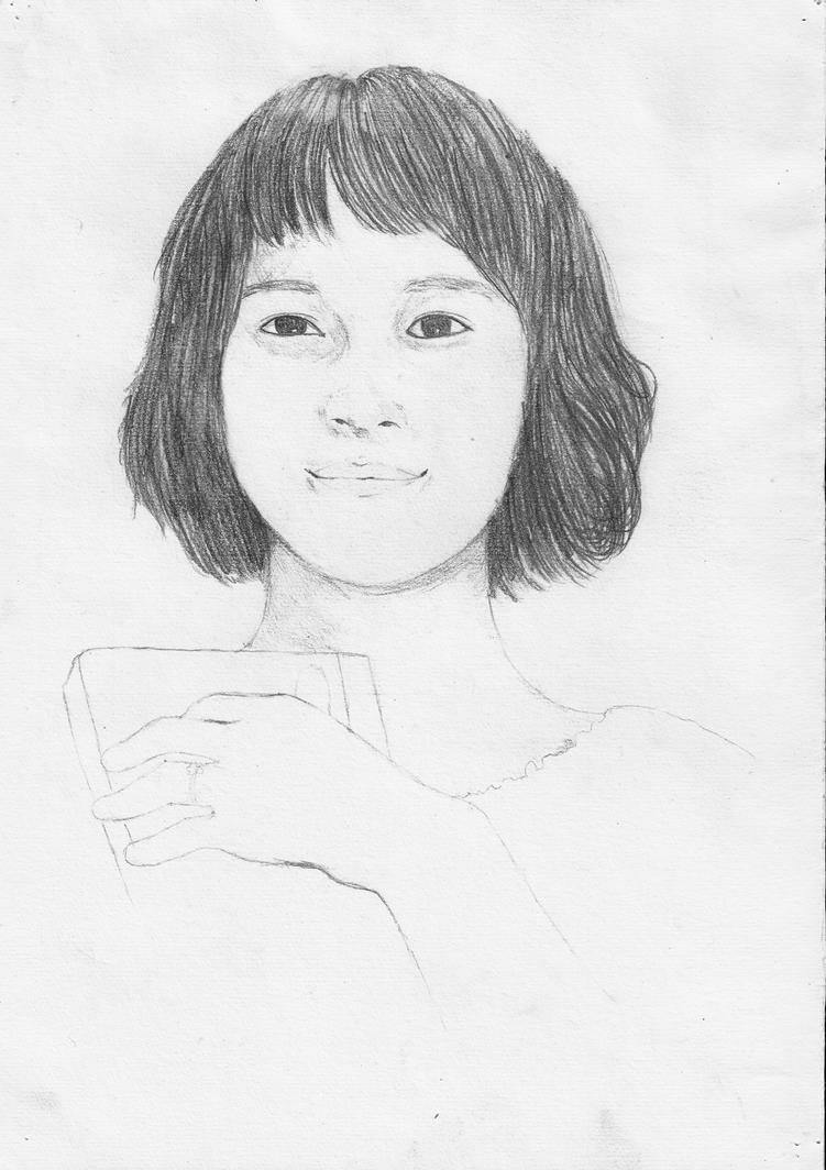Shin MinAh by emyfreak