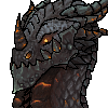 Pixel Deathwing Avatar by MoonlostArts