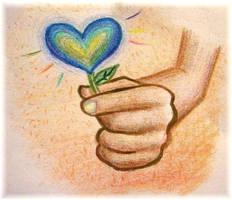kindness by mwink