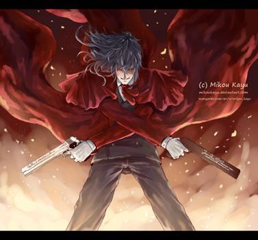 Alucard by MikouKayu