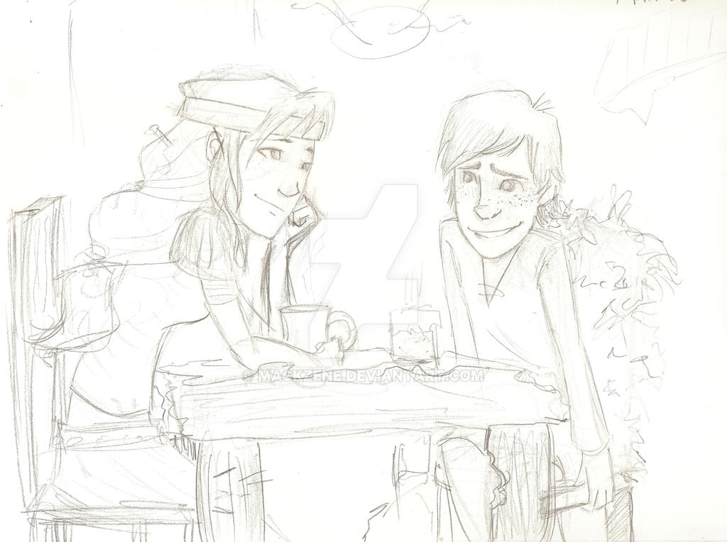hiccup and astrid dating how to ask if we are dating
