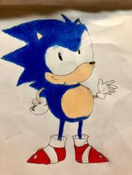 Semi-good Classic Sonic