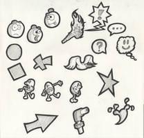 Sketch Board  lll Sketchs by Ockam