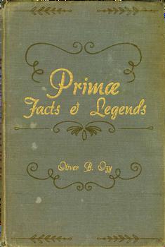 Mythos Doc : Livre 2 ( Primae, Facts and Legends )