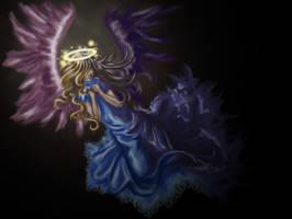 Angel by Riemea