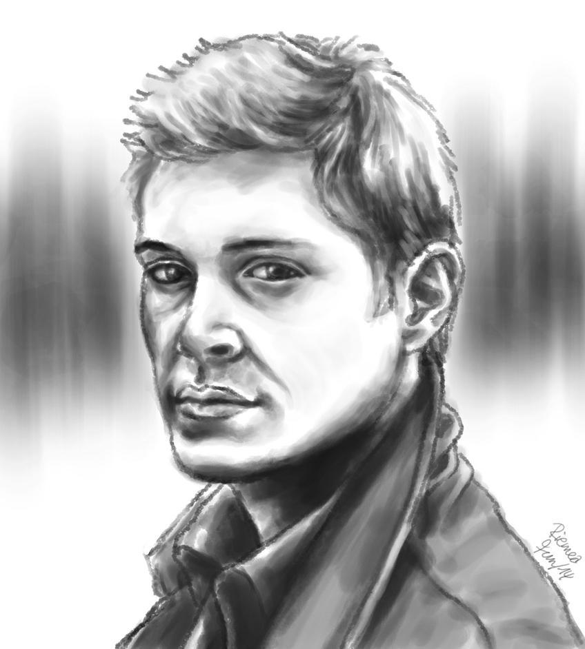 Dean sketch by Riemea