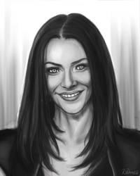 Commission - Annie Wersching by Riemea