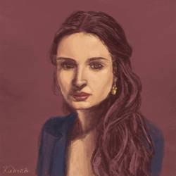 Portrait Study 5