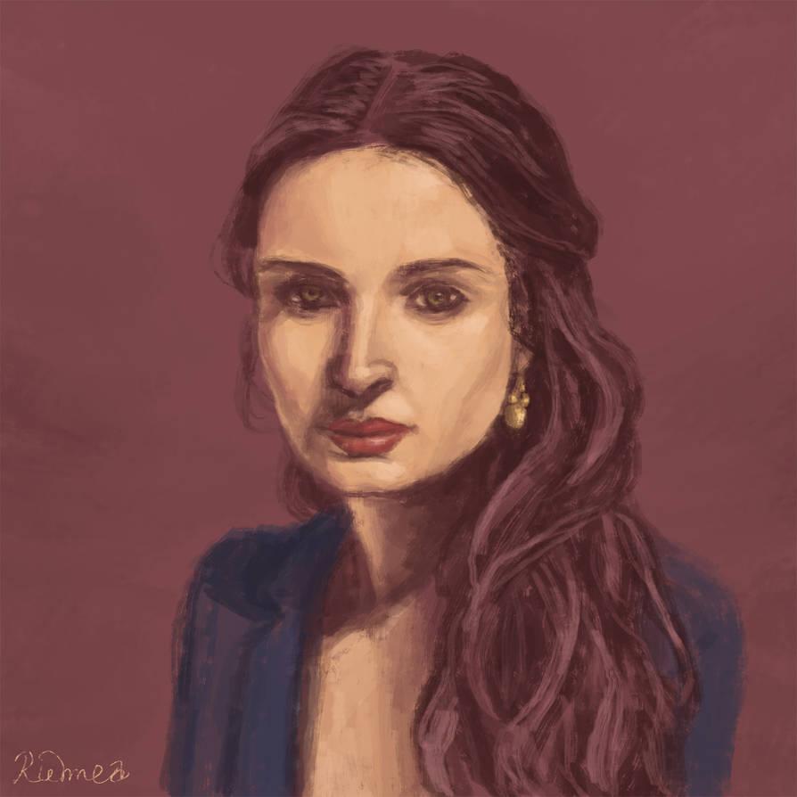 Portrait Study 5 by Riemea