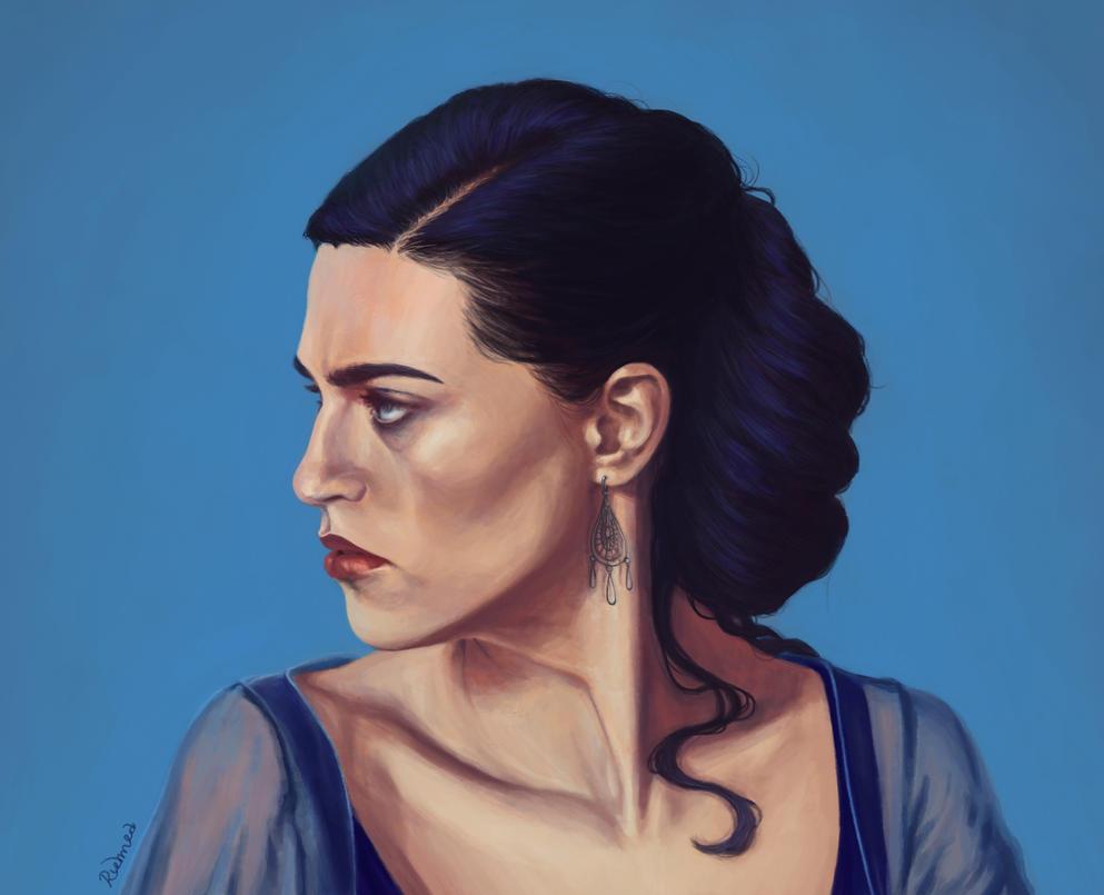 Morgana by Riemea