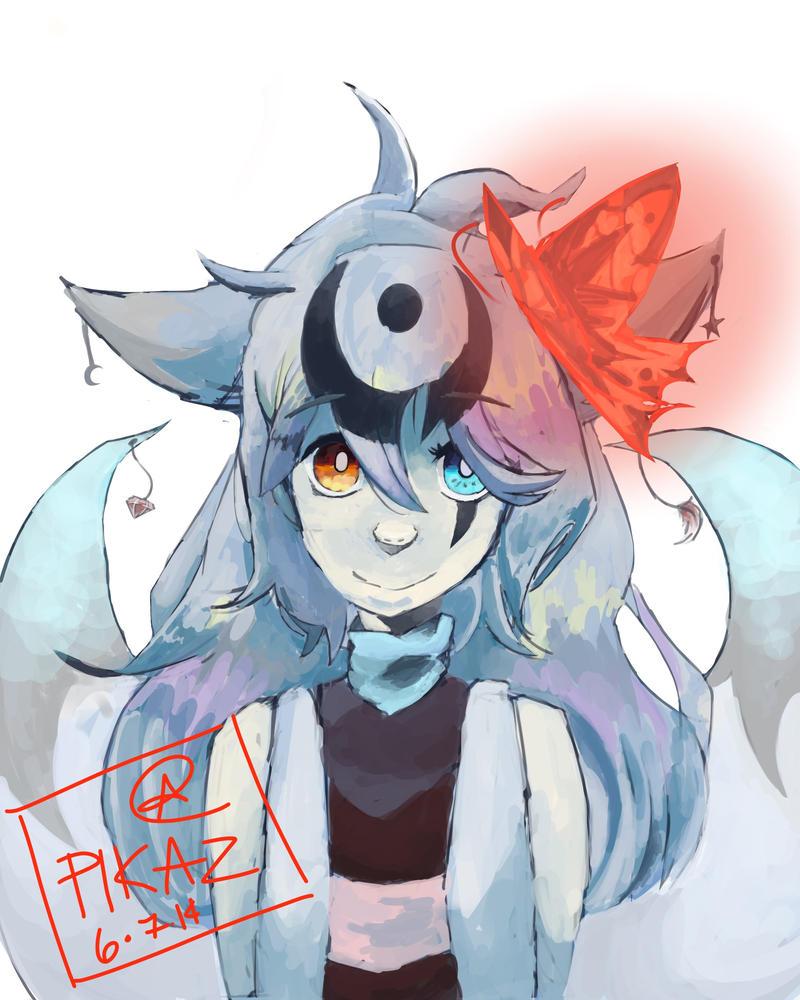 FANART by Utsukushii-Umbreon