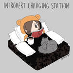 Introvert Charging Station