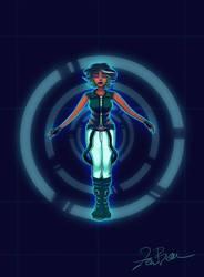 Mandala - Technobabylon by dotLinks